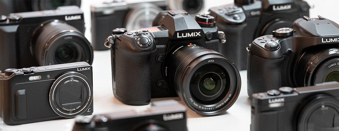 Lumix Kameras für den ambitionierten Schwarzwald - Fotograf